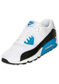 Nike Air Max 90 EM Laser Blue (Ref: 554719-114) Basket Homme
