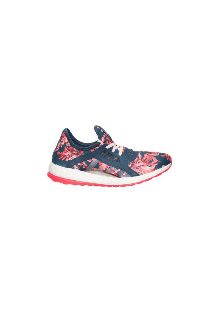BLP Adidas Boost PinkPrint Mineral Sneaker Running BlueHalo Pure Damen X AQ6682 SjVqzGLUMp