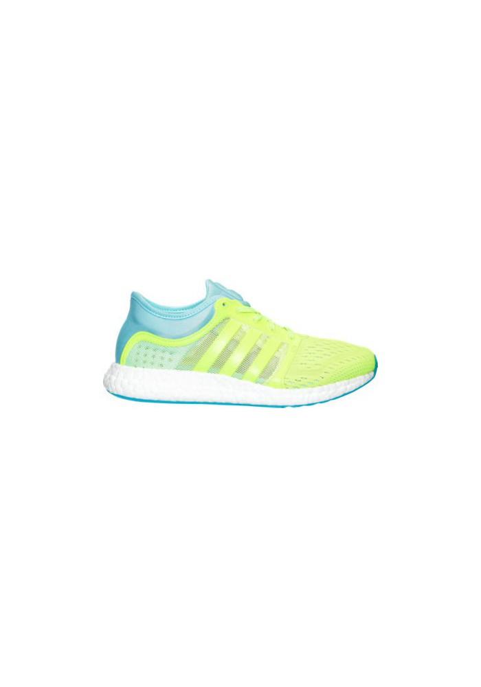 premium selection 61636 98733 Adidas Sneaker Damen CC Rocket Boost Running S77485-YEL Solar Yellow Frozen  Blue. Loading zoom