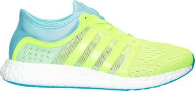 los angeles 924aa 311fa Adidas Sneaker Damen CC Rocket Boost Running S77485-YEL Solar Yellow Frozen  Blue - ShoemaniaQ