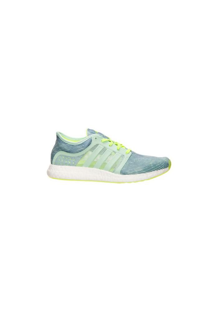 quality design a630a 05f8c Adidas Schuhe Damen CC Rocket Boost Running B25194-GRN Frozen Green Solar  Yellow. Loading zoom
