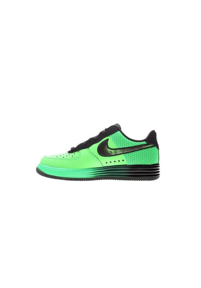Baskets Nike Air Force One Lunar 580383-300 Hommes