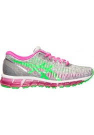Laufschuhe Damen Asics GEL Quantum 360 Running T5J6Q-938 Lightning/Sour Apple/Hot Pink