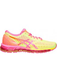 Laufschuhe Damen Asics GEL Quantum 360 Running T5J6Q-073 Flash Yellow/Hot Pink
