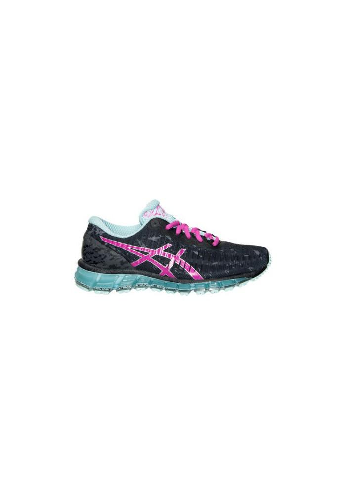 Laufschuhe Damen Asics GEL Quantum 360 Running T5J6Q-903 Black/Pink Glo/Clearwater