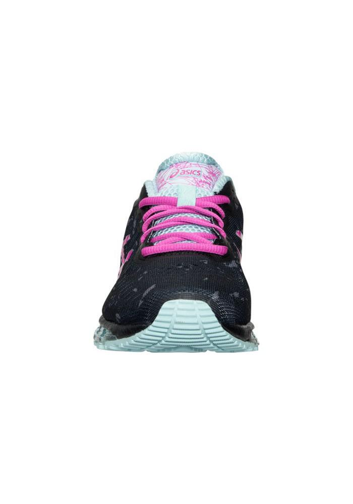 Laufschuhe Damen Asics GEL Quantum 360 Running T5J6Q 903 BlackPink GloClearwater