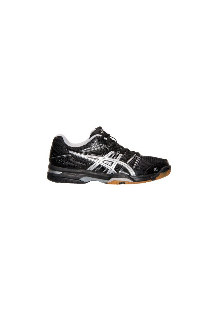 Laufschuhe Damen Asics GEL Rocket 7 Volleyball B455N-093 Black/Silver