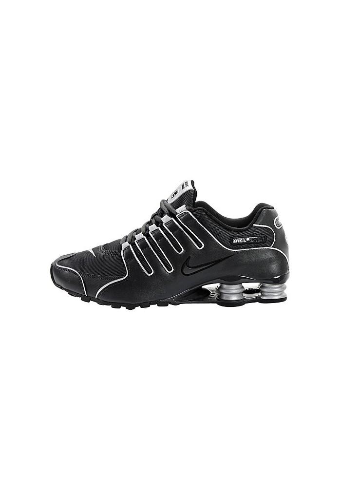 check out 3db0a 4b2b6 Chaussures Nike Shox NZ 378341-055 Hommes Running