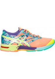 Laufschuhe Damen Asics GEL Noosa Tri 10 Running T580N-230 Flash Coral/Flash Yellow/Ice Blue