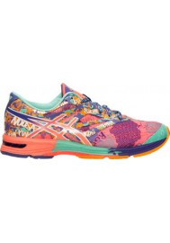 Laufschuhe Damen Asics GEL Noosa Tri 10 Running T580Q-063 Electric Purple/Fiery Coral/Bermuda