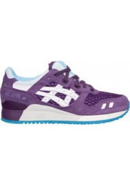 Asics Damen Sneaker Gel Lyte III  H5N8N-330 Purple/White
