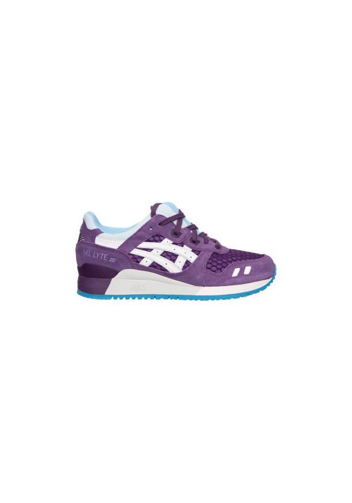 Asics Damen Sneaker Gel Lyte III H5N8N-330 Purple/White