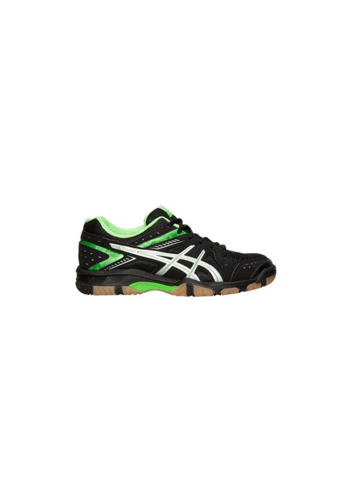 Asics Damen Sneaker GEL 1150V Volleyball B457Y-005 Black/Neon Green