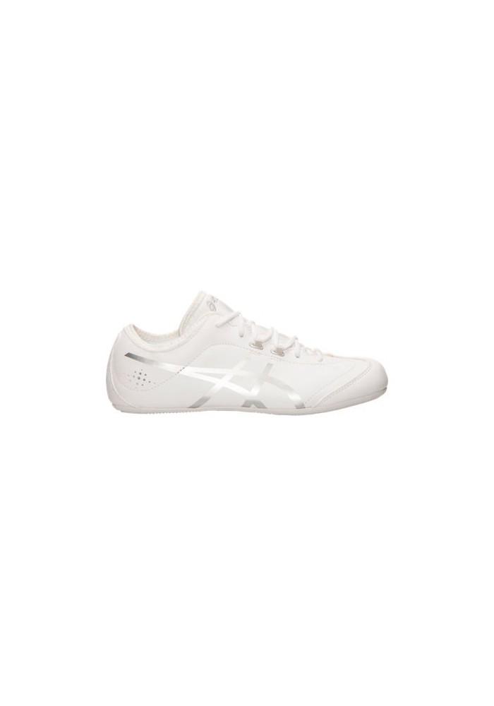 Asics Damen Sneaker Flip'n' Fly Cheerleading Q462Y-193 White/Silver