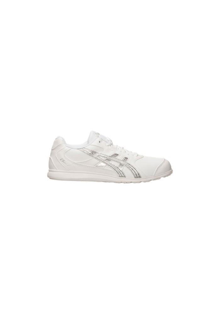 Asics Damen Sneaker Cheer 7 Cheerleading Q460Y-193 White/Silver
