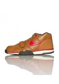 Chaussures Basket Nike Air Trainer 1 Mid Premium 317553-200 Hommes