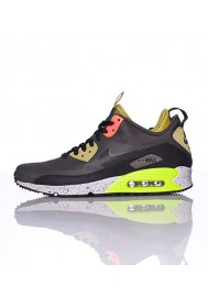 Nike Air Max 90 Sneakerboot 616314-007 Hommes Running