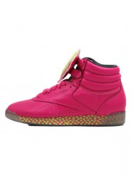 Basket Reebok Freestyle Hi Int Basquiat Rose V48184 Femme Fitness