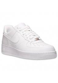 Baskets Homme Nike / Air Force 1 Low / 324300-657 / Cuir Blanc