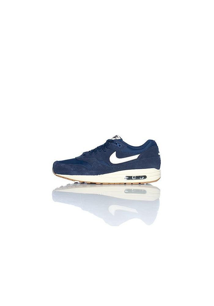 Nike Air Max 1 Essential (Ref: 537383 411) Blau Herren schuhe