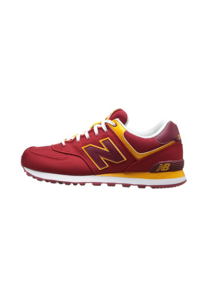 Sneakers New Balance ML574 Passport Pack (Couleur : Rouge) Homme