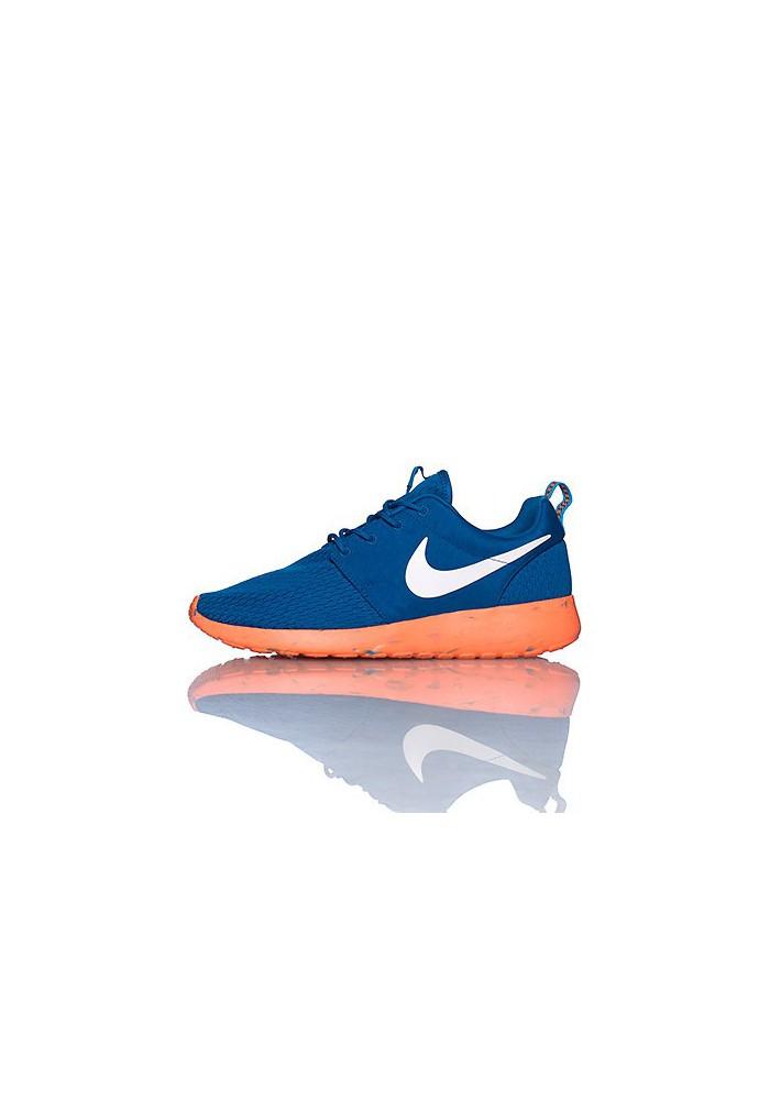 Chaussures Hommes Nike Rosherun M Bleu (Ref : 669985-400) Running