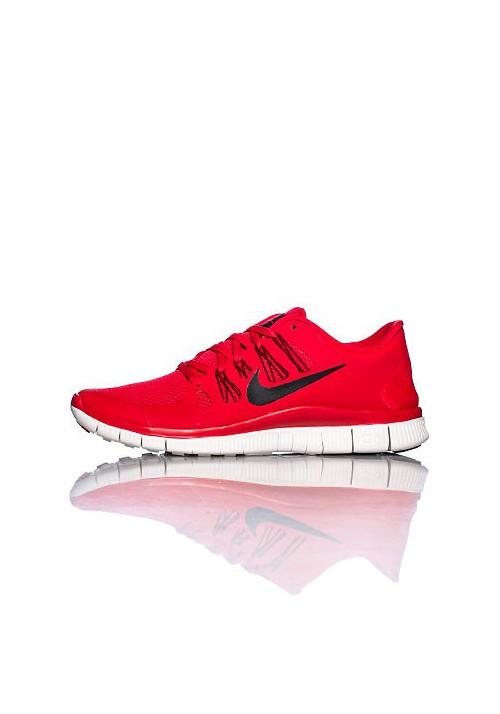 plus récent 5bc78 68ea0 Kaufen Running Nike Free 5.0+ Rouge (Ref : 579959-606) Basket Homme Mode  2014 Herrenschuhe - Jetzt online erhältlich für Deutsch