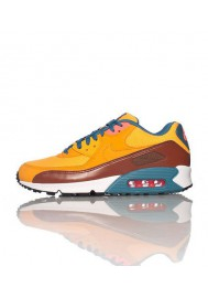 Running Nike Air Max 90 (Ref : 537384-700) Chaussure Hommes mode 2014