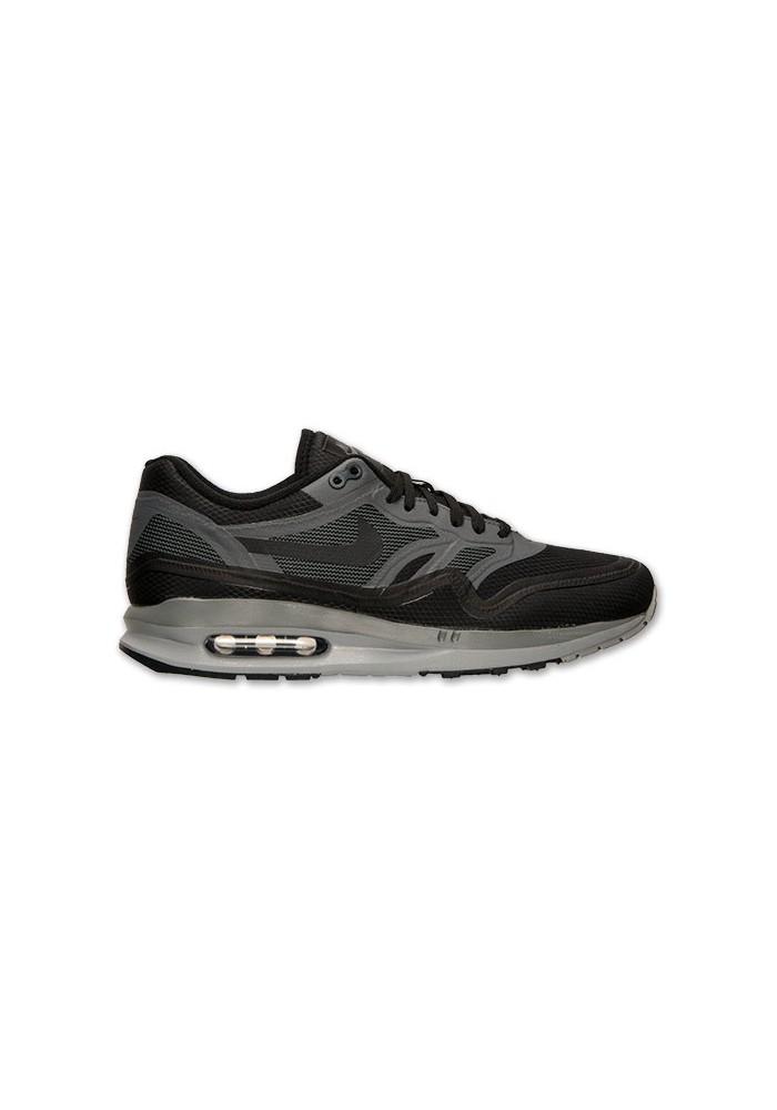 Baskets Nike Air Max Lunar 1 WR Grise (Ref : 654470-001) Hommes Running