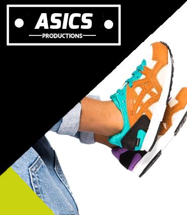 Asics running schuhe